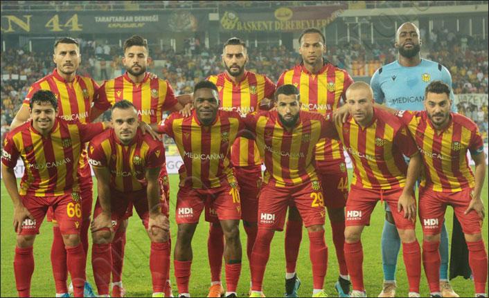 Evkur Yeni Malatyaspor kazanarak veda etti!