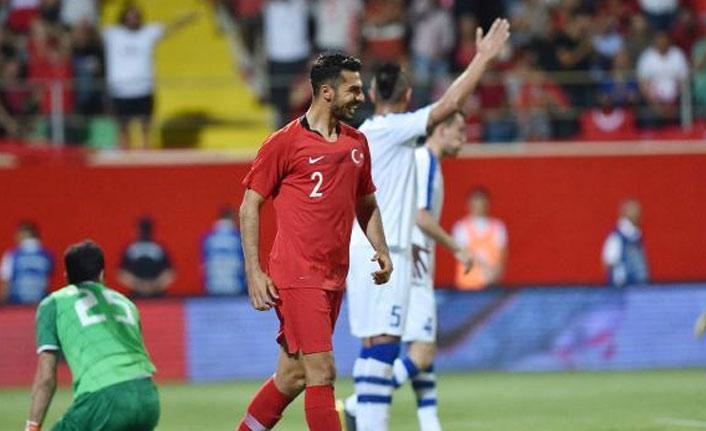 Takım arkadaşından Yusuf Yazıcı'ya övgü: Çok zeki ve çok teknik