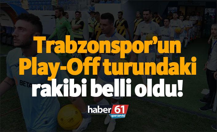 Trabzonspor'un Play-Off turundaki rakibi belli oldu! AEK Atina - Universitatea Craiova maçı ne oldu?