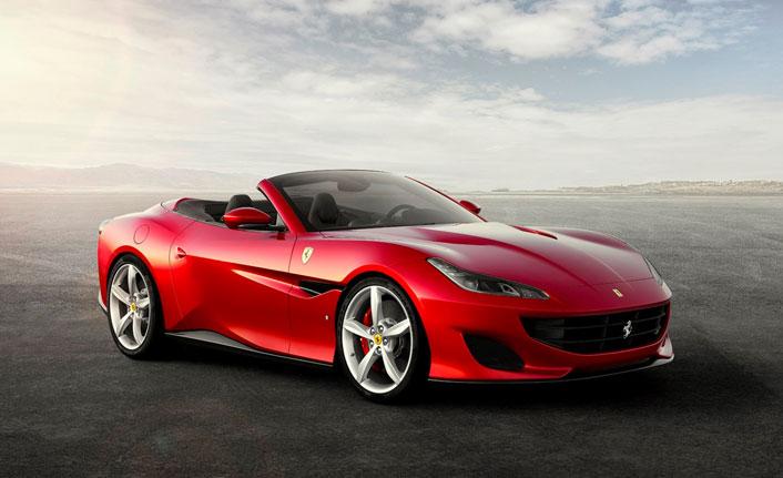 Ferrari Portofino'ya ödül