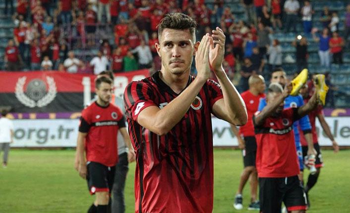Gençlerbirliği'nden Roma'ya transfer oldu!