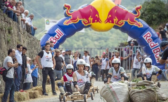 Rize'de Red Bull Formulaz zamanı