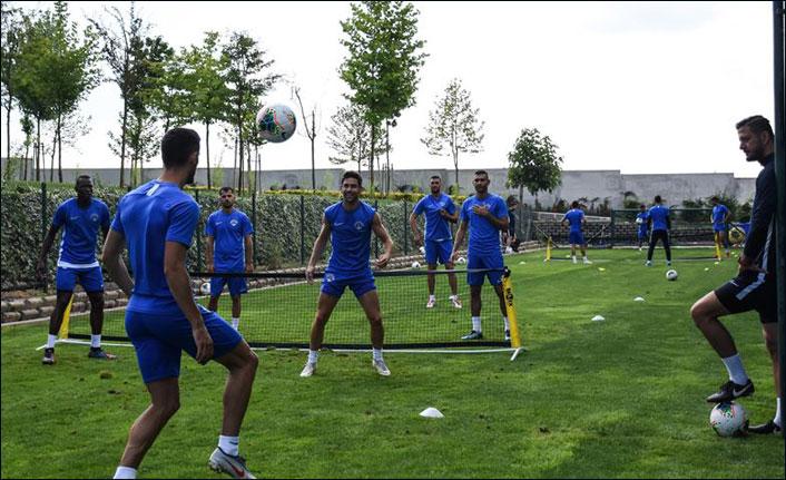 Kasımpaşa, Trabzonspor maçı hazırlıklarını tamamladı