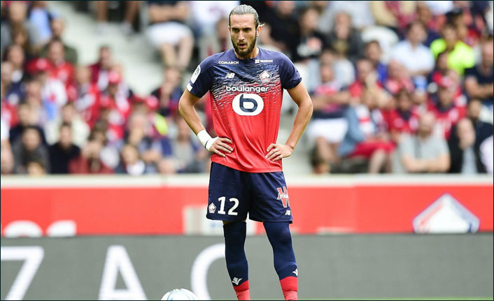 Yusuf Yazıcı 11'de! Amiens Lille maçı hangi kanalda?