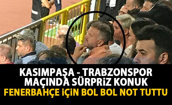 Ersun Yanal Trabzonspor'u göz hapsine aldı