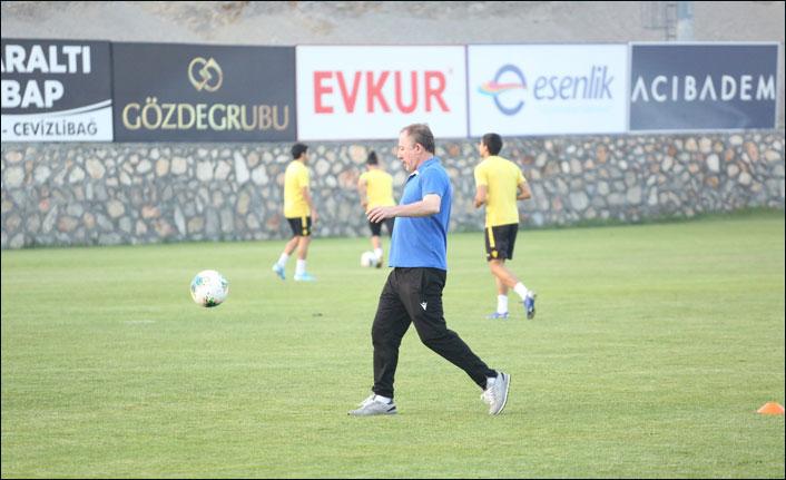 Yeni Malatyaspor'da Trabzonspor maçı hazırlıkları yarın başlayacak