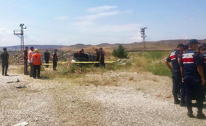 Çorum'da feci kaza: 2 ölü 3 yaralı