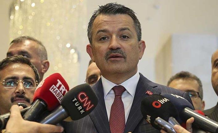 """Tarım ve Orman Bakanı Pakdemirli: """"Bu uçaklar emniyetli olarak addedilmiyor"""""""