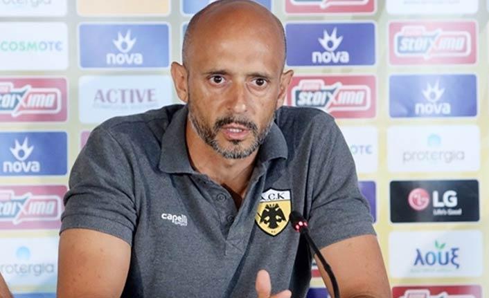 """Cardoso: """"Mutlu değiliz, daha iyi oynayabilirdik"""""""
