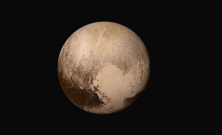 NASA Başkanı Bridenstine: Plüton gezegen olarak değerlendirilmeli