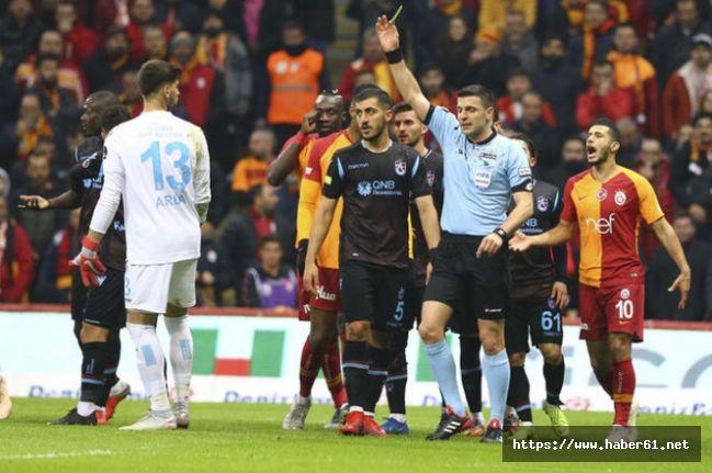 TFF'den skandal karar! Trabzonspor'u doğrayan hakeme maç verdiler!