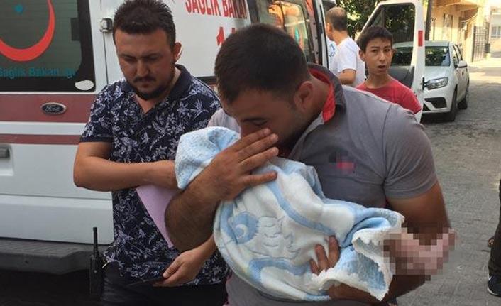 Çocuk gelinin 3 aylık bebeği öldü!