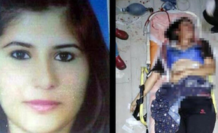 Eşini karnındaki bebeğiyle öldürmüştü! Anne isyan etti