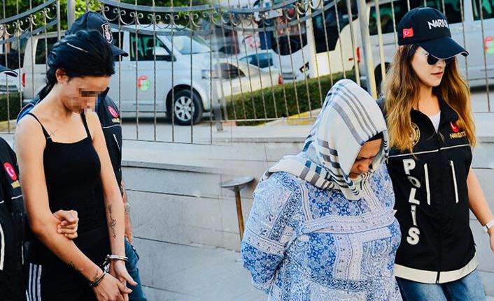 Eskişehir merkezli uyuşturucu operasyonu!