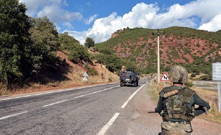Tunceli'de etkisiz hale getirilen terörist sayısı 4 oldu