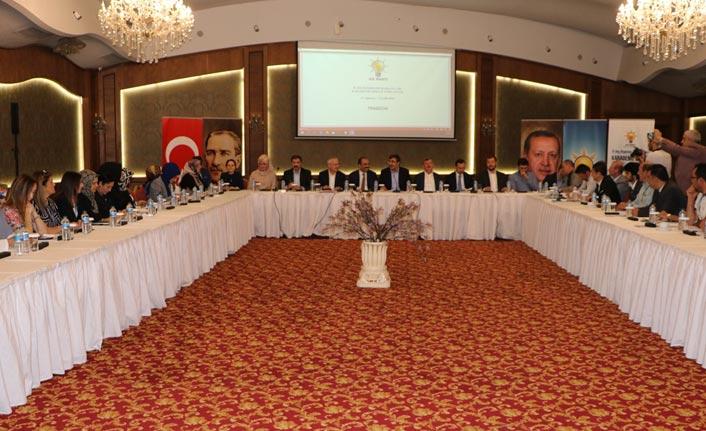 """Cevdet Yılmaz: """"Türkiye tüm dünyada huzurun, barışın sembolü haline geldi"""""""