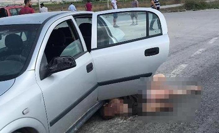 Otomobil bagajında yaralı bulundu, hastanede öldü!
