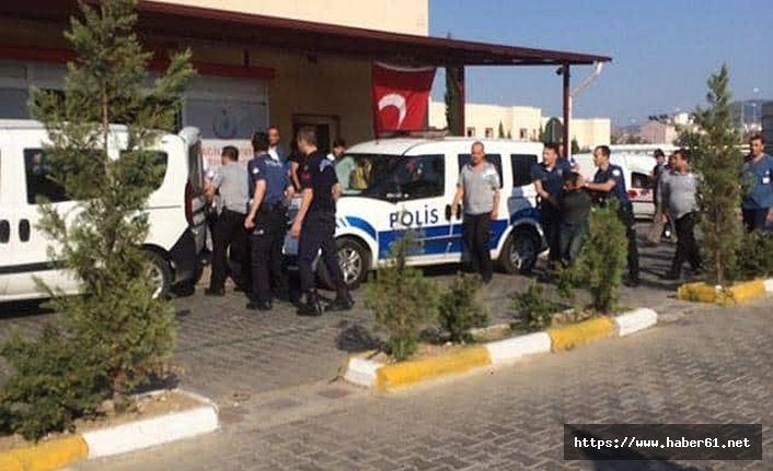Polisle çatışıp suçluyu hastaneden kaçırmak istediler