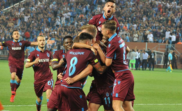 Trabzonspor'da Hedef 3 puan - 93. Randevu
