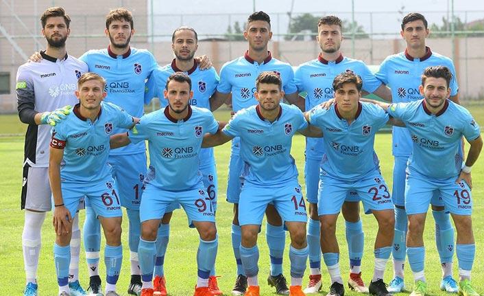Trabzonspor'un gençleri Fenerbahçe'yi devirdi