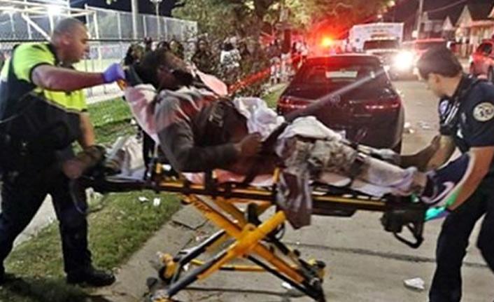 ABD'nin Teksas eyaletinde silahlı saldırı!