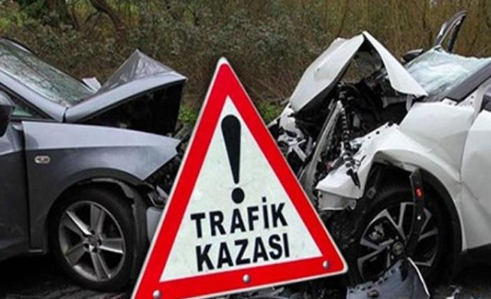 Tarsus'ta trafik kazaları: 1 ölü, 2 yaralı