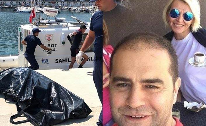 Balıkçılar çürümüş erkek cesedi buldu!