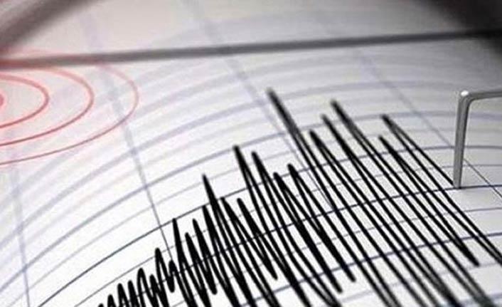 Elazığ'da 4.0 büyüklüğünde deprem