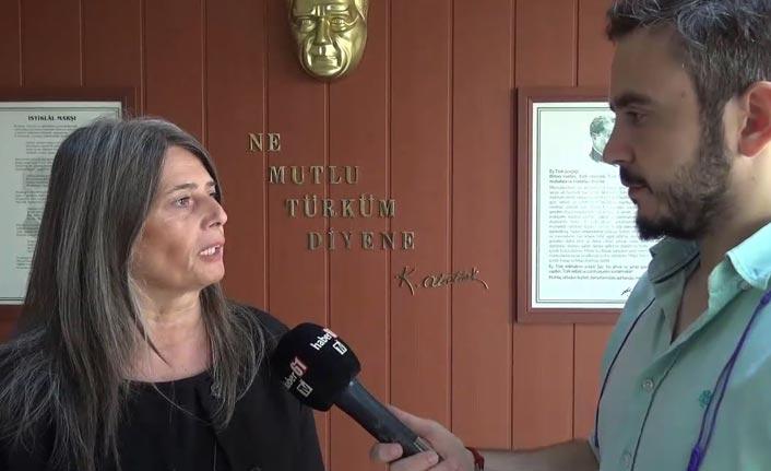 """Sibel Suiçmez: """"Adli Yıl Sorunlarla açıldı"""""""