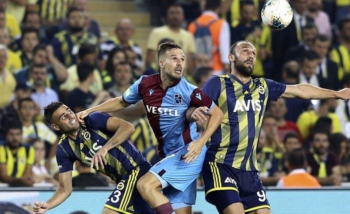Fenerbahçe Trabzonspor maçı için PFDK'da!