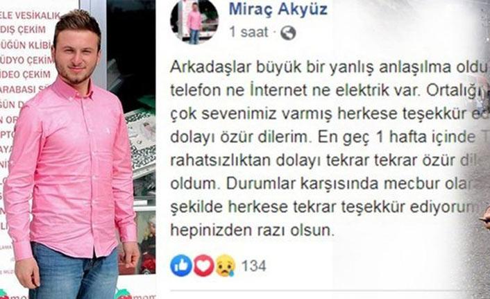 Trabzon'da 3 gündür aranan genç ortaya çıktı! Meğer...