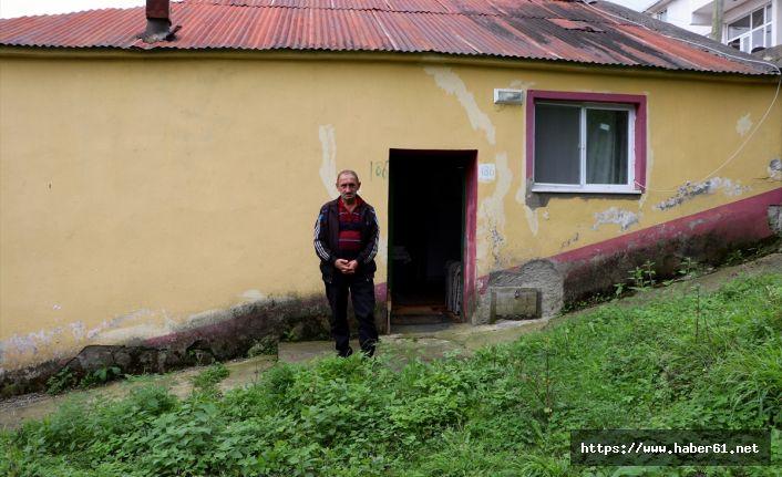 Uyuşturucudan uzak durmak için cezasını köyünde çekiyor