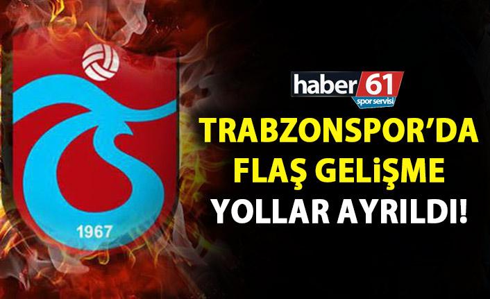 Trabzonspor'da flaş gelişme! Sakatlıklar sonrası yollar ayrıldı!