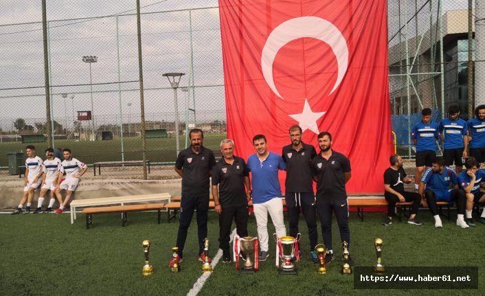 Türkiye 3.sü Ortahisar Kanuni FK sezonu açtı