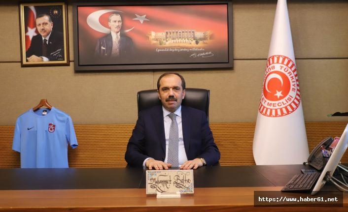 Muhammet Balta: Trabzon eğitim kenti olma yolunda önemli adımlar attı