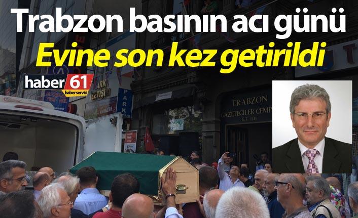 Ahmet Şefik Mollamehmetoğlu son kez evinde
