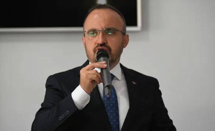 AK Parti'den Arınç'a Ahmet Türk tepkisi