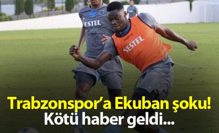 Ekuban'dan kötü haber!