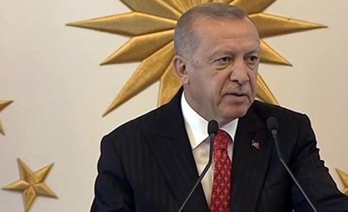 Erdoğan Büyükşehir başkanlarıyla buluştu