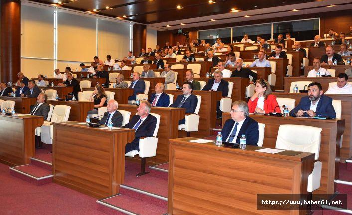 Trabzon Büyükşehir Belediyesi taşınmazları verdi vergi borcunu sildi