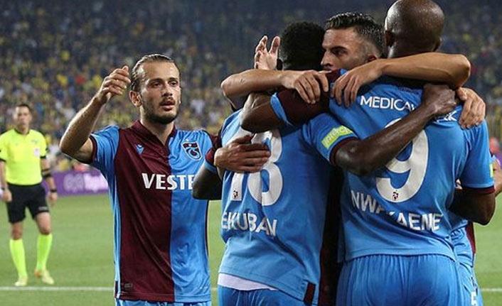 Trabzonspor'da hedef seriyi sürdürmek