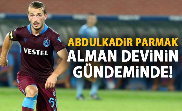 Trabzonspor'un yıldızı Alman devinin gündeminde