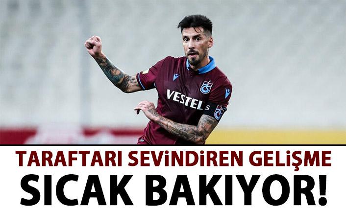 Trabzonspor'da Sosa uzatıyor!