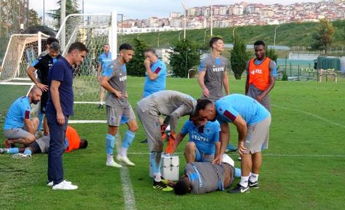 Trabzonspor'un kadrosu daraldı