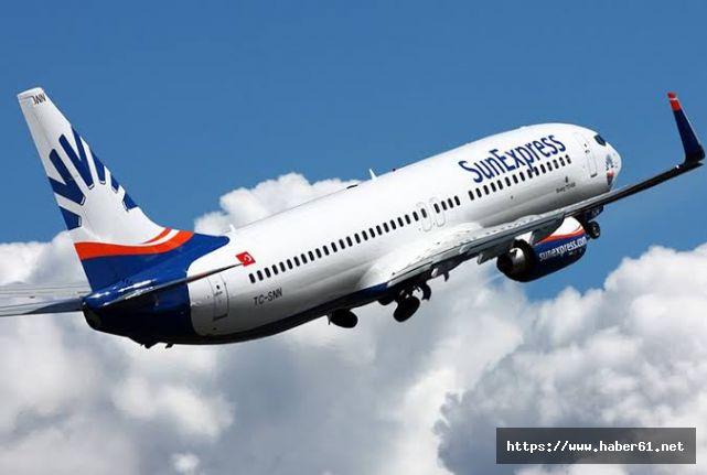 Sunexpress Trabzon uçuşları programı belli oldu