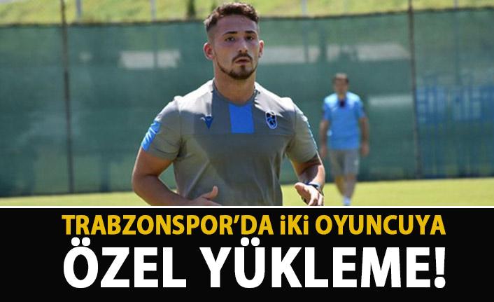 Trabzonspor'da Mikel ve Avdijaj özel çalıştı!