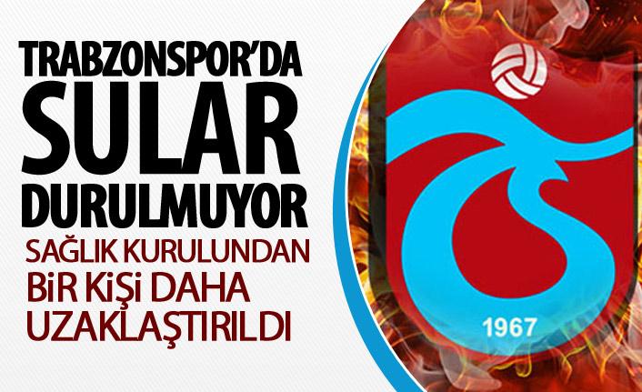 Trabzonspor'da görevden uzaklaştırılan diyetisyenden açıklama: Bana operasyon yapıldı