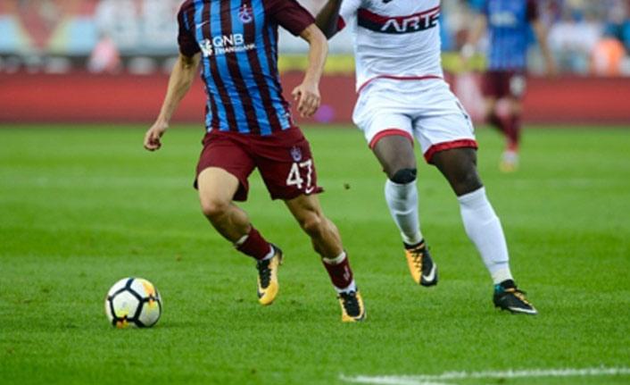 Trabzonspor Gençlerbirliği ile 69. randevuda