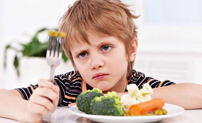 Otizmli çocuklarda beslenme