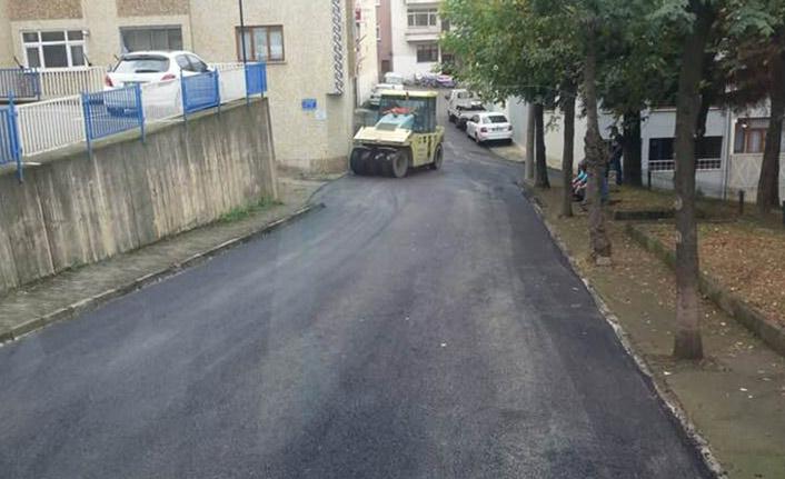 Ortahisar'ın yol kalitesi artıyor!